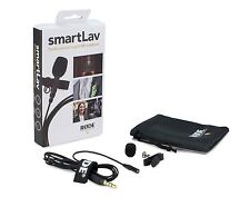 Rode Smartlav Smartphone iPhone Android Microphone Lavalier Lapel