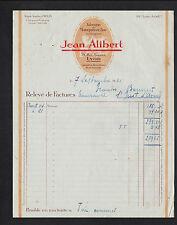 """LYON (69) MAROQUINERIE FINE / SACS de haute couture dame """"Jean ALIBERT."""" en 1931"""