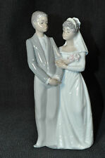 LLADRO I do Wedding Porcelain Figurine Black Legacy Collection NIB
