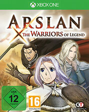 Arslan: The Warriors of Legend Neues Xbox One Neues Spiel