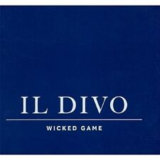"IL DIVO ""WICKED GAME"" CD + DVD DELUXE EDITION NEU"
