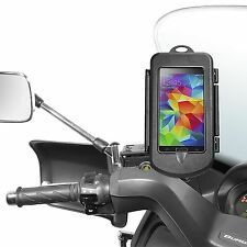 Smartphone Hardcase waterproof (size M) Holder for Yamaha Majesty 125 250 400