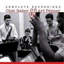 Chet Baker, Cher Baker & Art Pepper - Complete Recordings [New CD] Spain - Impor