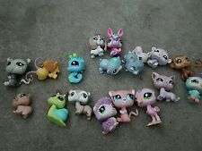 18 estatuillas Surtidos Littlest Pet Shop