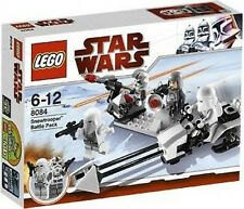 STAR WARS LEGO #8084 SNOWTROOPER BATTLE PACK hoth snowtroopers