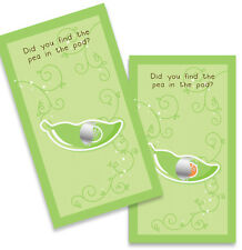 Pea in the Pod - Baby Shower Scratch Off Game Pack