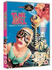 Tank Girl (2001) Lori Petty, Ice-T, Naomi Watts, Don Harvey NEW SEALED UK R2 DVD