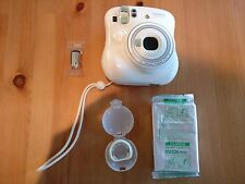 EXCELLENT CONDITION: Fujifilm Instax mini 25 Instant Film Camera + Film