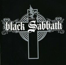 Greatest Hits - Black Sabbath - CD