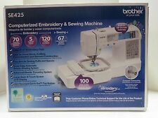 %Brother SE425 Computerized Sewing and Embroidery Machine%
