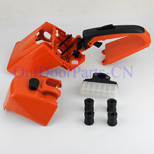 Air Filter Cover Rear Handle Top Shroud For STIHL 021 023 025 MS210 MS230 MS250