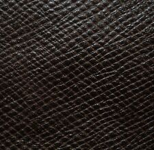 9 sf 2.5 oz Brown  Upholstery Furniture Cow  Hide Leather Skin Pieces x56i