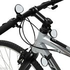 Universal Mount 3D Parabolic Mirror Bicycle bike cycle FORK FRAME HANDLEBAR FIT