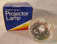 SYLVANIA TUNGSTEN HALOGAN PROJECTOR LAMP ELC 250W 24V AVG 50 Hrs