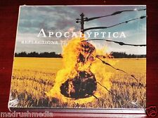 Apocalyptica: Reflections CD ECD 2005 Nuclear Blast USA NB 1441-2 Slipcase NEW