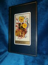 Salvador Dali's Tarot 1st1985 Leather HbNew Limited #27/122 Occult Art / Rare