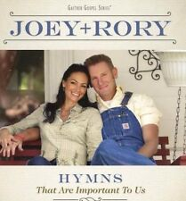 JOEY AND RORY-HYMNS (DIGi-pack)-CD  NEW Cancer Jesus