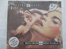Theatre of Hate - Hits from the Westworld - CD Neu & OVP New & Sealed