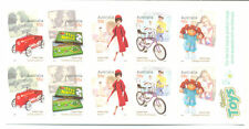 Australia-Classic Toys booklet mnh (3280-4) Barbie doll- Cars