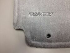 1997-2001 CAMRY CARPET FLOOR MATS GRAY 00200-32970-33 4PC SET GENUINE OEM TOYOTA