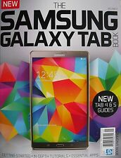 2015 THE SAMSUNG GALAXY TAB BOOK  New Tab 4 & 5 Guides ESSENTIAL APPS  IN-DEPTH