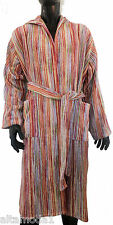 MISSONI HOME BADEMANTEL OWEN 156  BATH ROBE L 100% baumwolle MADE IN ITALY