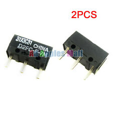 2PCS Authentic OMRON Mouse Micro Switch D2FC-F-7N Mouse Button Fretting