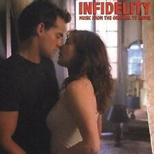 Infidelity Music From The Original TV Movie Soundtrack CD NEW SEALED 2004