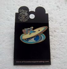*~*DISNEY DLR STITCH SURFING THE WAVE 3D PIN*~*