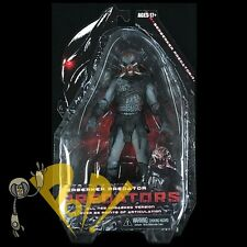 "PREDATORS Series 2 Unmasked BERSERKER Predator NECA 7"" Action Figure SOLD OUT!"