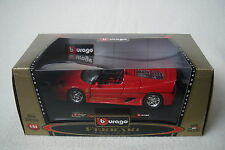 Bburago 1:24 Ferrari F50 1995 Red BB1552