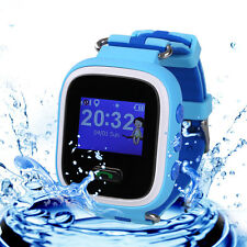 Anti Lost Smart Watch for Children kids Tracker GPS/GSM SOS for IOS Android