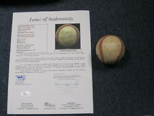 """Don Drysdale Autographed Baseball """"To George"""" JSA Certified"""