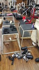 4 Used Plyo Boxes!