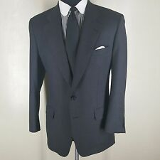 *SAMUELSOHN* SPORT JACKET SUPER 110'S WOOL 2 BUTTON CENTER VENT 42R CLASSIC CUT
