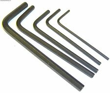 1.3mm 1.5mm 2.0mm 2.5mm 3mm 4mm Allen Key Tool Set Hex