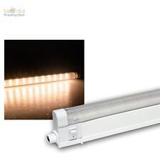 lampada LED sottopensile 40cm con 16x Highpower LED bianco caldo 230V