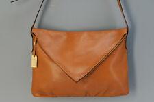 Auth LANCEL Shoulder Bag Leather Camel Free Shipping _FR 663f04