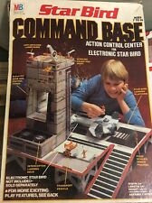 Vintage STARBIRD COMMAND BASE Star Bird 1978 Milton Bradley As Is (see Desc)