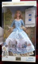 PETER RABBIT 100 YEAR CELEBRATION  BARBIE DOLL. COLLECTOR EDITION.