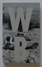 "Livre photo - Sophie Ristelhueber ""WEST BANK"" Ed. Thames & Hudson 2005"
