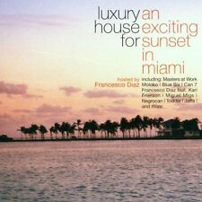 LUXURY HOUSE =exciting sunset miami= Diaz/Negrocan/Jaffa/MAW...= groovesDELUXE!