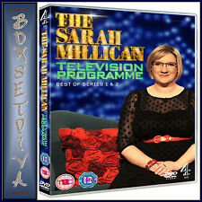 THE SARAH MILLICAN TELEVISION PROGRAMME-COMPLETE SERIES 1 & 2 **BRAND NEW DVD **