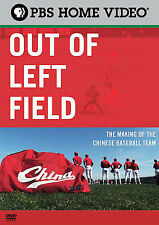 Out of Left Field: The Making of the Chinese Baseball Team (DVD, 2008)