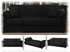 Pull Out Couch Sleeper Sofa Bed Modern Furniture Lounge Living Room Classic