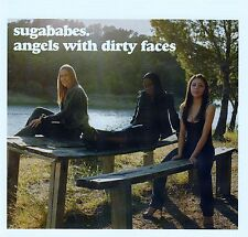 SUGABABES : ANGELS WITH DIRTY FACES / CD (UNIVERSAL ISLAND RECORDS 2002)