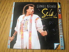"LIONEL RICHIE - SELA     7"" VINYL PS"