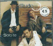 Studio 3 - Solo Te Cd Sigillato
