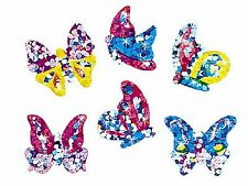 Brilliant Butterflies Sparkle Reward Stickers - Reward Positive Behaviour