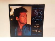 "7"" VINYL Billy Ray Cyrus - In the Heart of a Woman UK 1993 Ex+"